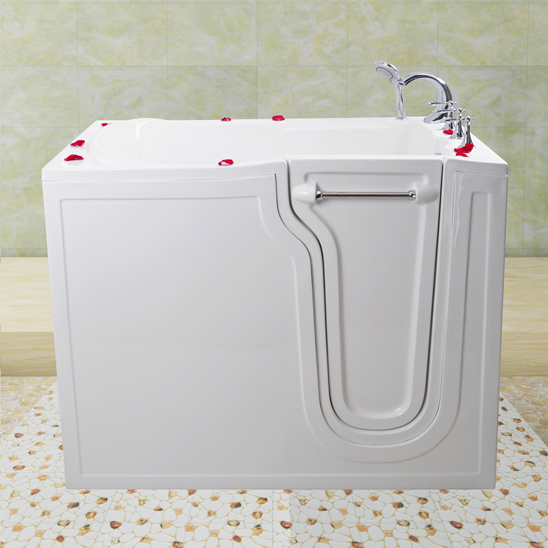 walking tub 30''Wx51''Lx40''H